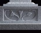 近江式装飾文様(寶瓶三茎蓮華文様)