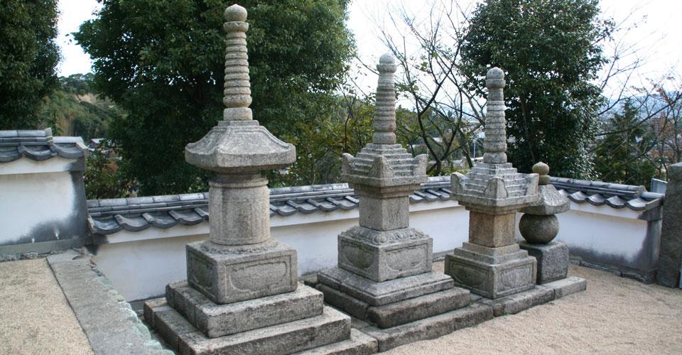 乗禅寺宝塔